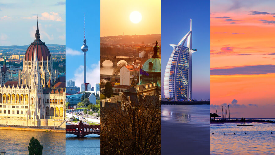 Europe Packages 2017