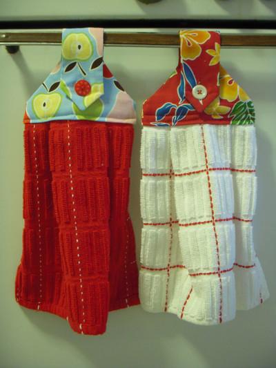 20 Patterns To Make Dish Towels