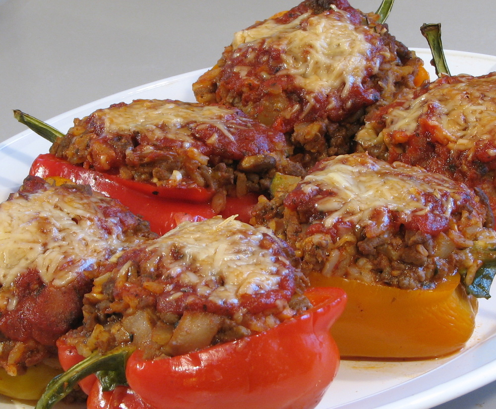 15 Fast And Easy Stuffed Bell Peppers Recipes