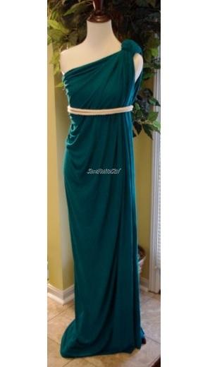 Draped Maxi Dress  AllFreeSewingcom
