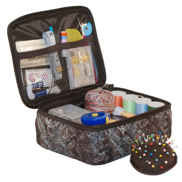 Everything Mary Quilted Sewing Organizer  AllFreeSewingcom