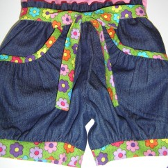 Kitchen Chair Slipcovers Home Theatre Chairs India Bubble Free Shorts Pattern   Allfreesewing.com