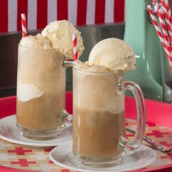 Breakfast Bar Kitchen Big Lots Appliances Old-fashioned Root Beer Float | Mrfood.com