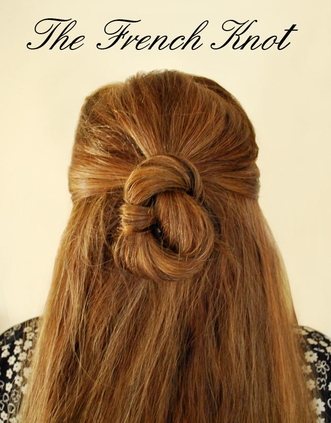 30 French Knot Hairstyles Hairstyles Ideas Walk The Falls
