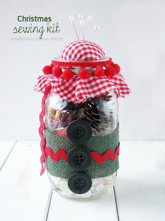 Christmas Sewing Kit