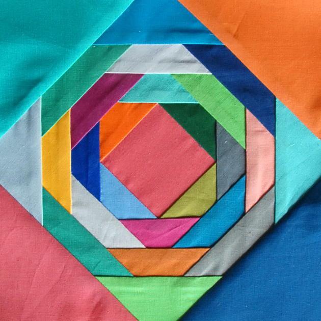Kona Pineapple Block Pattern  FaveQuiltscom