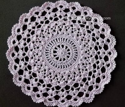 diagram crochet coaster wiring for nutone bathroom fan 13 free doily patterns beginners | favecrafts.com