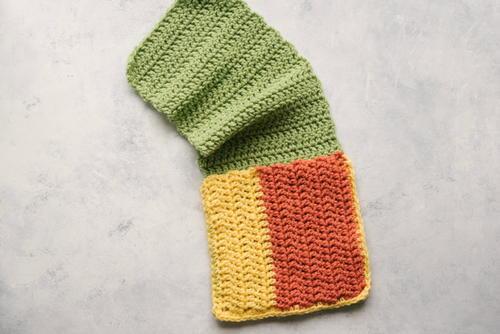 Crochet Arm Chair Organizer  AllFreeCrochetcom