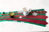 Necktie Table Runner