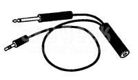 Pilot Products JB-33 CD Player patch cord for General