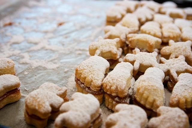 biscuits alfajores