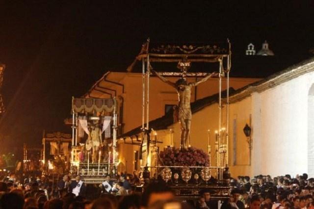 Semana Santa Popayan Colombie