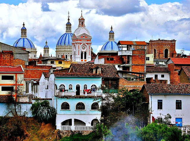 Cuenca Equateur