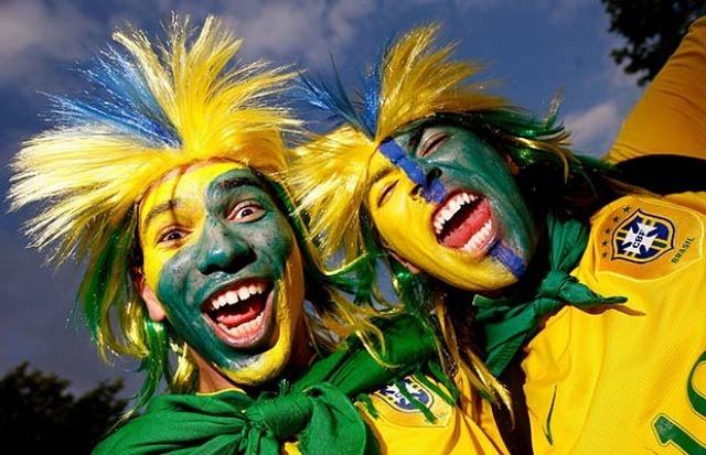 La fièvre brésilienne !