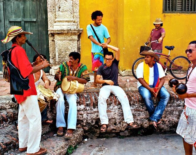 Musiciens à Carthage