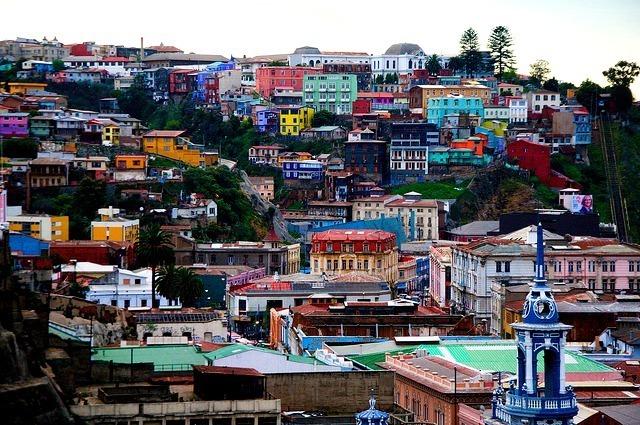 Que faire au Chili ? Se balader dans Valparaiso.