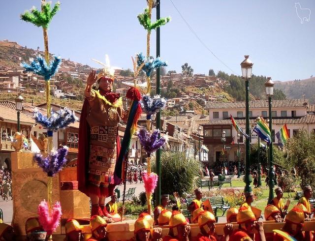 Inti Raymi 2014