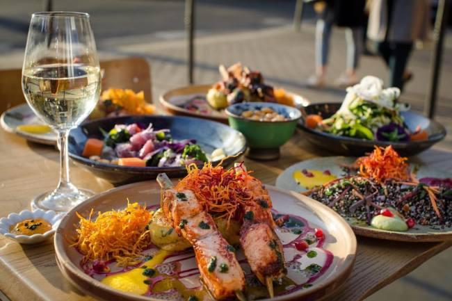 Mancora Cebicheria : meilleurs restaurants péruviens