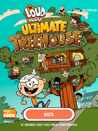 Loud House Games : house, games, Nickelodeon, Support