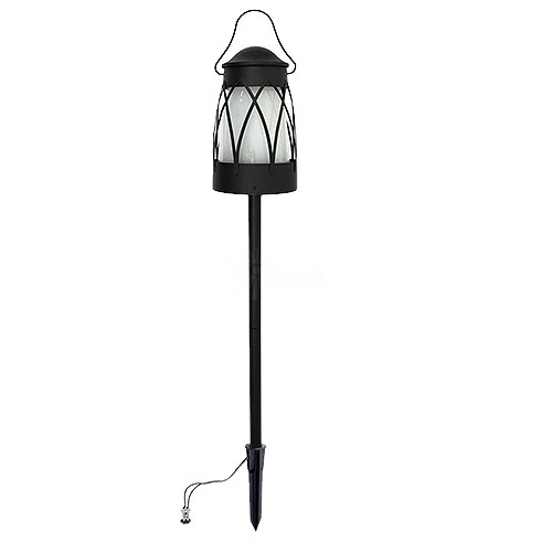 outdoor malibu led landscape lighting 8401 5530 01 low voltage georgetown collection black tiki torch lantern path light