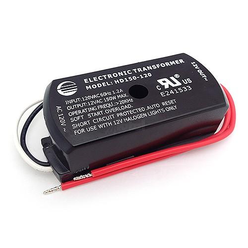 outdoor lighting 150watt 12vac electronic encapsulated transformer mdl 316 0002