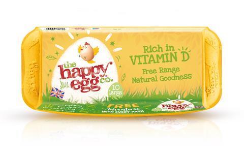 happy egg focuses on