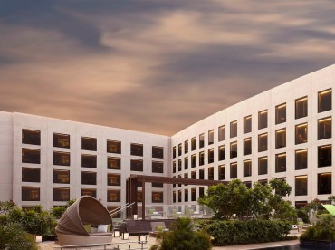 Hotel Pullman New Delhi Aerocity An Accorhotels Brand