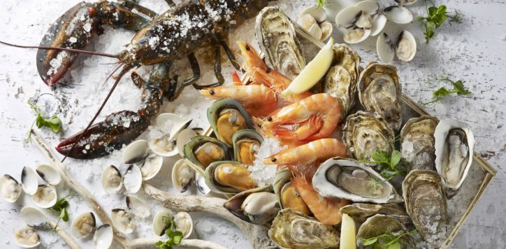 Image result for food exchange novotel lobster and oyster buffet