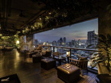 the living room with sky bar %e3%83%90%e3%82%a4%e3%83%88 wall colors 2018 バンコクのルーフトップ ワイン バー兼レストラン e3 82 b9 ab 83