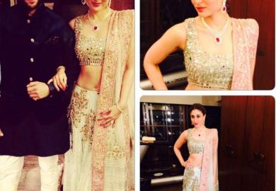 Saif Ali Khan Wedding Dress