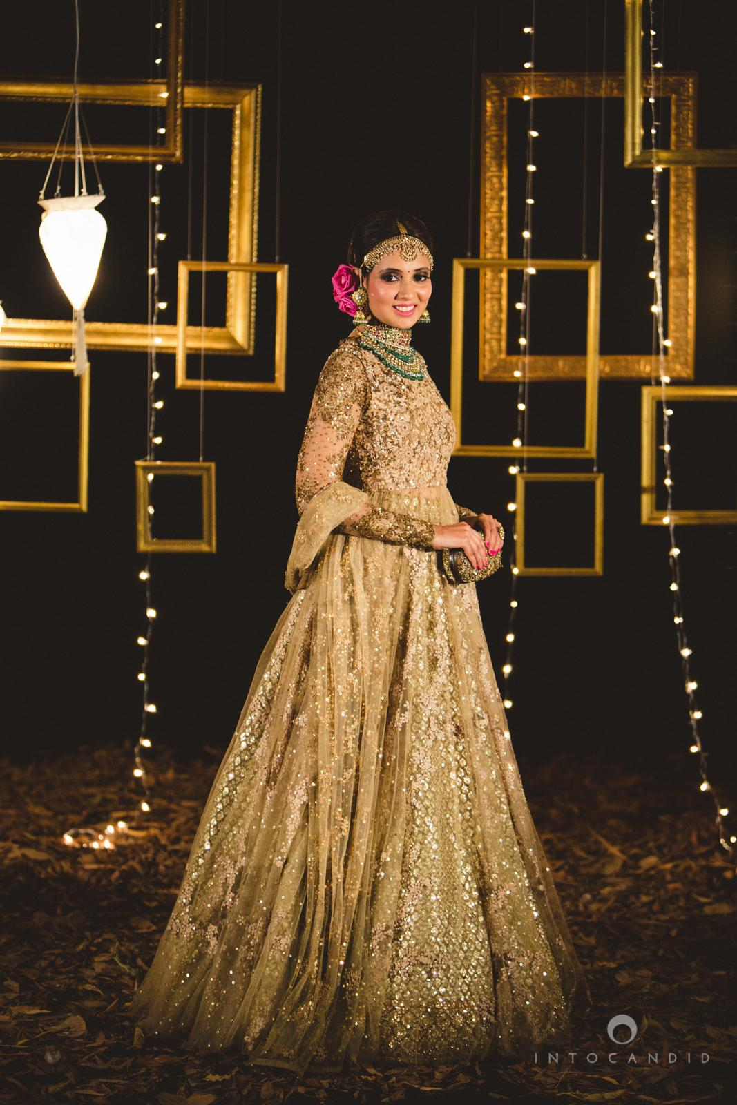 5 Style Lessons From An All Gold Band Baaja Bride Episode
