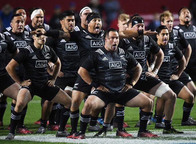 The Maori All Blacks Haka  News  Munster Rugby