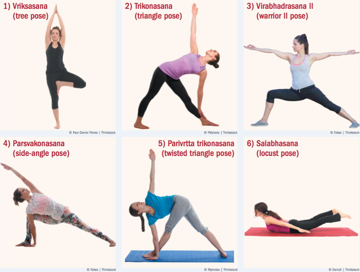 Yoga Another Way To Prevent Osteoporosis