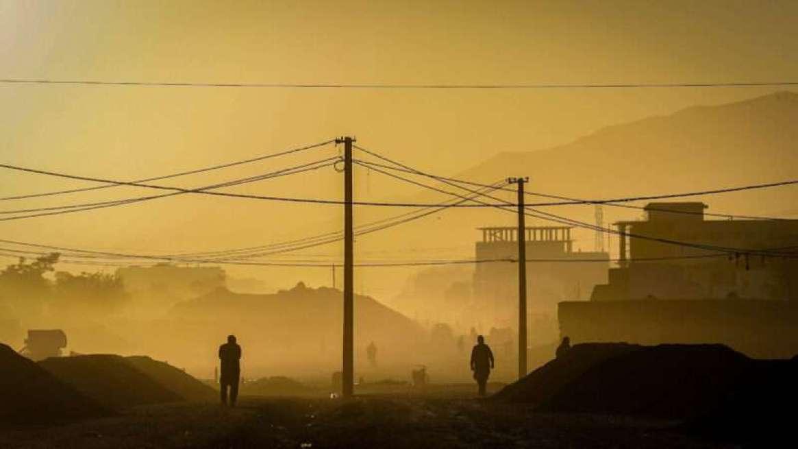 Morning in Kabul