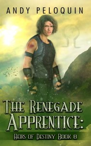 The Renegade Apprentice by Andy Peloquin