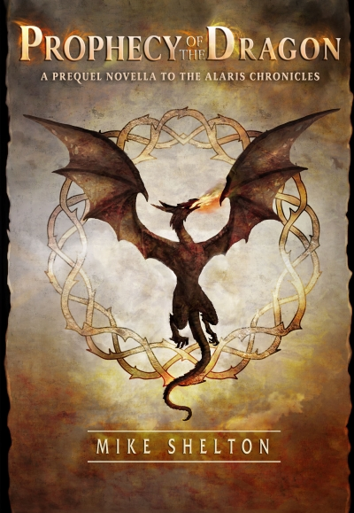 Prophecy of the Dragon Cover