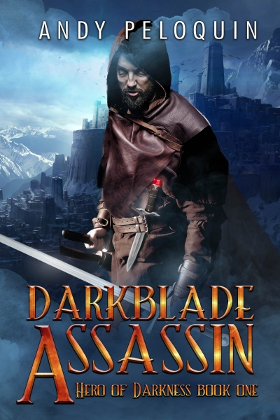 Darkblade Assassin (Hero of Darkness Book 1) Cover
