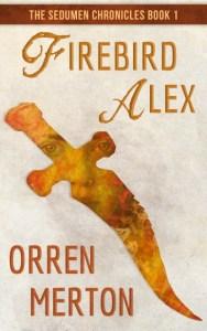 Firebird Alex by Orren Merton