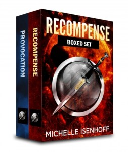 Recompense boxed set by Michelle Isenhoff