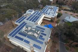 La Trobe University sets sights on zero emissions target