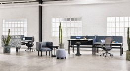 The impact of furniture in the workplace