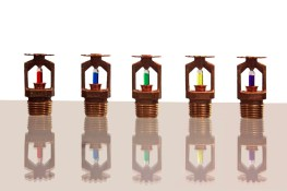 The 400-year history of the fire sprinkler system