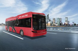 ABB powers WA's first electric public transport bus system