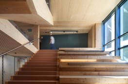 Victoria's largest mass timber project completed at La Trobe University