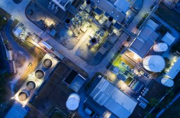 The petrochemical industry's transition to environmentally friendly fire suppression