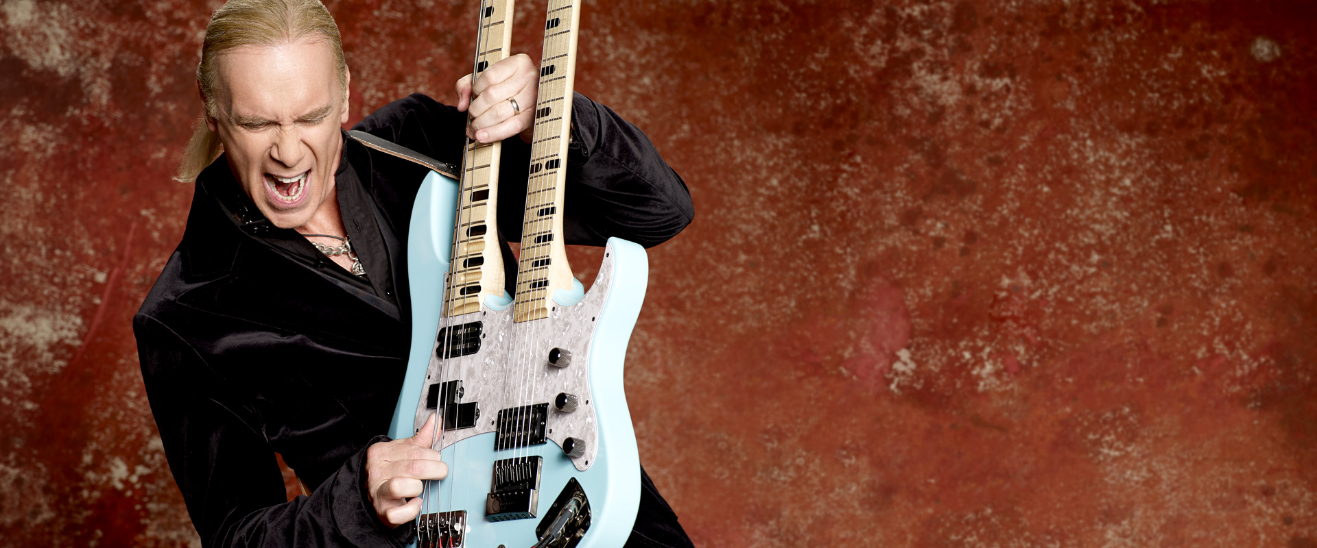hight resolution of billy sheehan for dimarzio