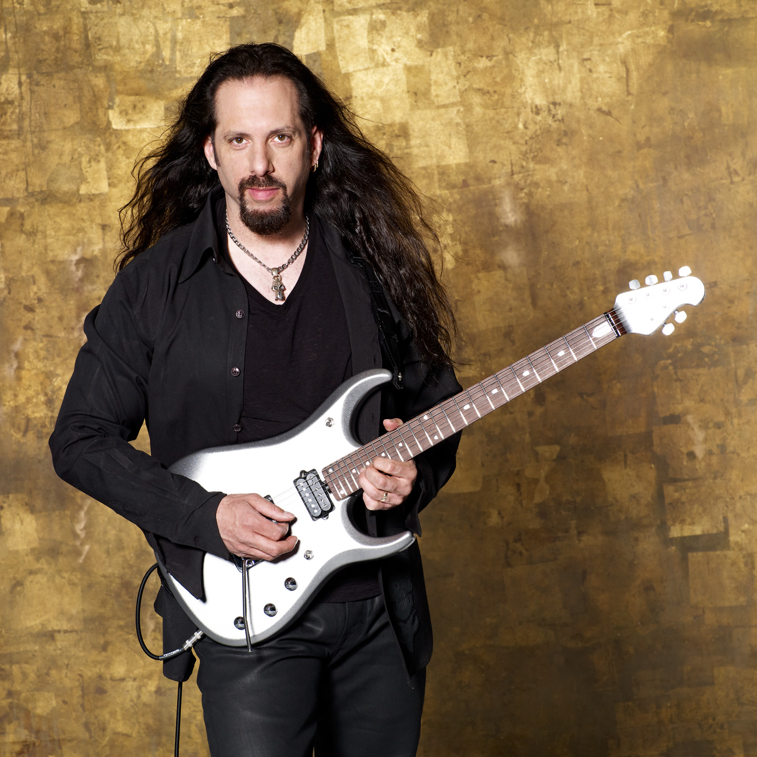 hight resolution of john petrucci