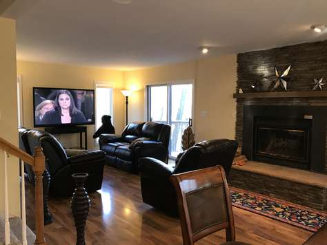 Living Room - Open Concept - Main floor