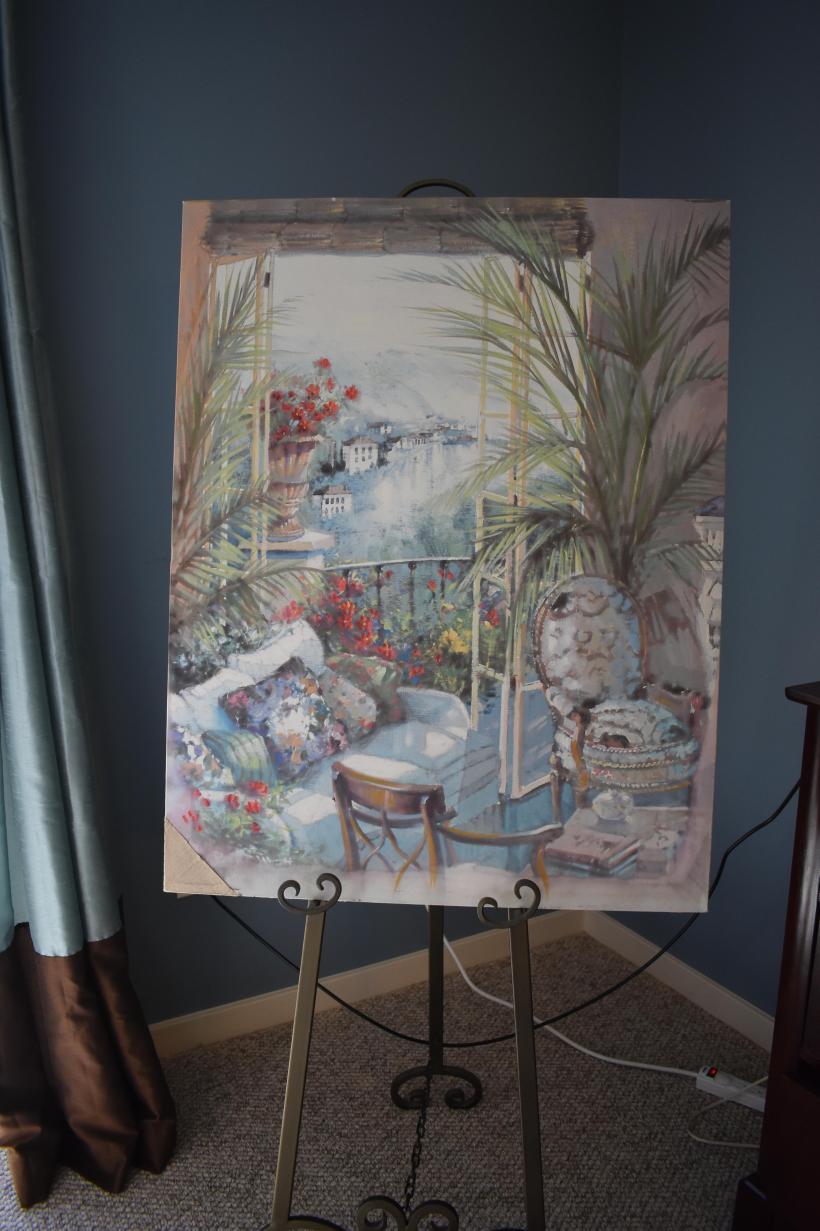 Art in 3rd floor King bedroom suite