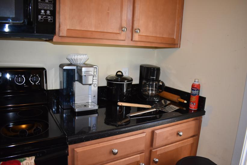 Coffee Station - Pot and KCup